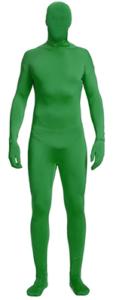 Green Unitard